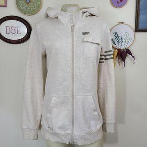 Adidas zip hoodie ⚽